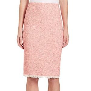 Rebecca Taylor summer tweed skirt